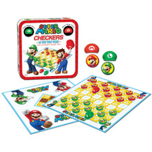 Super Mario Checkers (USAopoly) CM005-191