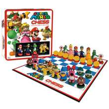 Super Mario Chess with Mini Figure (USAopoly) CH005-191