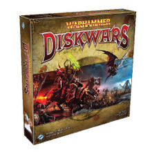 Warhammer Diskwars Board Game(Fantasy Flight Games) WHD01