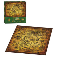 The Legend of Zelda 550 pieces Jigsaw Puzzle (USAopoly) PZ005-394