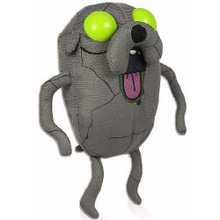 "Zombie Jake - Adventure Time 7"" Plush (Jazwares) 14316"