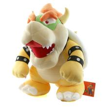 "Bowser - Super Mario Bros 16"" Plush (San-Ei) 1244"