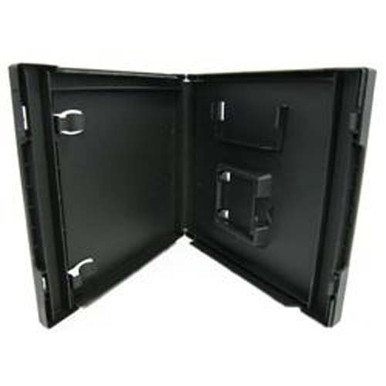 [50 pcs.] DS Retail Game Cartridge Case Package w/ GBA Slot - Black