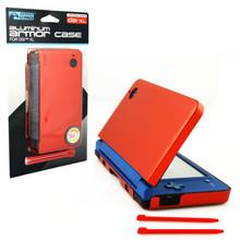 DSi XL Aluminum Case & Dual Stylus Set - Red (KMD) KMD-DSIXL-0100