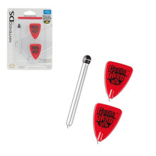 DS Lite Guitar Hero On Tour Rockstar Stylus 3 Pack (BDA Power A)