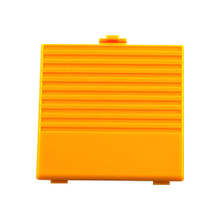 Gameboy Battery Door Cover - Yellow (TTX Tech) NXGB-800