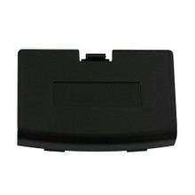 GBA Battery Door Cover - Black (TTX Tech) NXGBA-992