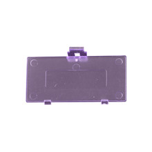 Gameboy Pocket Battery Door Cover - Atomic Purple (TTX Tech) NXGBP-893