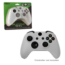 Xbox One Controller Silicone Skin Protector - White (KMD) KMD-XB1-3125