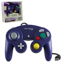 Gamecube USB Controller - Indigo (RetroLink) RB-PC-739