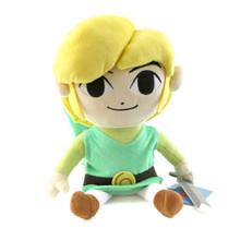 "Link - The Legend of Zelda: The Wind Waker 12"" Plush (San-Ei) 1368"