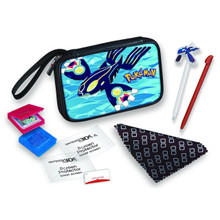 3DS XL Pokemon Game Traveler Essentials Pack - Kyogre - 3DS (RDS)