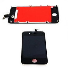 iPhone 4G Front LCD & Touch Screen Digitizer - Black (TTX Tech)