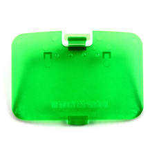 Nintendo 64 Console Memory Expansion Door Replacement - Jungle Green