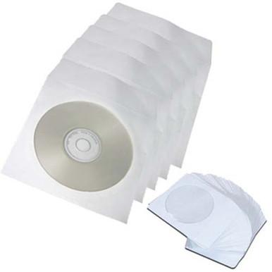 CD DVD Video Game Paper Sleeves 1000 pcs