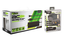 Xbox 360 AC Adapter & S-Video AV Cable Bundle (KMD)