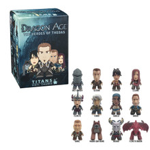 "Dragon Age Heroes of Thedas 3"" Mini Figures Blind Box (Titans)"