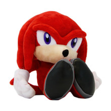 "Knuckles - Sonic The Hedgehog 9"" Plush"