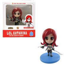 "Katarina - League of Legends 3"" Action Figure"