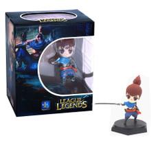 """Yasuo - League of Legends 5"""" Action Figure"""