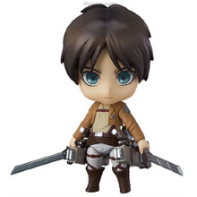 "Eren Yeager - Attack on Titan 3"" Droid Action Figure"