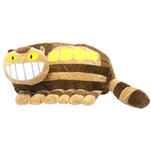 "Catbus - My Neighbor Totoro 13"" Plush Pillow"