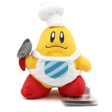 "Chef Kawasaki - Kirby Super Star Medium 8"" Plush (San-Ei) 1405"