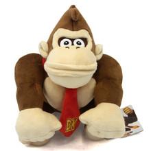 """Donkey Kong - Super Mario Bros 10"""" Plush (San-Ei) 1586"""