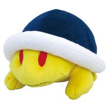 "Buzzy Beetle - Super Mario Bros 4"" Plush (San-Ei) 1334"