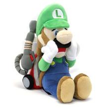 Buy Luigi With Poltergust 5000 Luigis Mansion 10 Plush San Ei