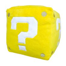 """Coin Box - Super Mario Bros 10"""" Plush (San-Ei) 1395"""