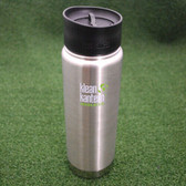 Klean Kanteen - Wide Mouth Vacuum Insulated 592ml Bottle with Cafe Cap 2.0 - NEW