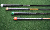 Orange Whip Golf Swing Training Aid - Midsize Trainer Model - NEW