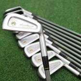 HONMA Golf LB-737 Cavity Tour 2 Iron-SW 11pc Set 1 Star Ti Carbon Stiff - GOOD