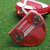 """TaylorMade Golf TP Collection Ardmore Red Mallet Putter SuperStroke 35"""" - NEW"""