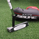 """TaylorMade Golf - LEFT HAND - """"White Smoke"""" IN-12 Blade Putter 35"""" Inch - NEW"""