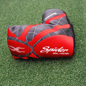 TaylorMade Golf Spider Blade Red Putter Cover - Headcover NEW