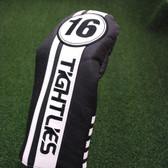 Adams Golf Tight Lies 16 Fairway Wood Leather Like Headcover Black & White - NEW