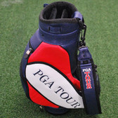 PGA Tour Mini Staff Bag - Limited Edition Collectible - Great Gift Idea - NEW