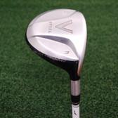TaylorMade Golf V Steel Fairway 3 Wood (15º) Graphite Design Stiff Flex - Used
