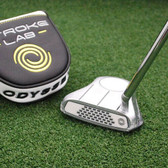 Odyssey Golf Stroke Lab R-Ball S Mallet Putter-Choose Length 33/34/35 & Grip NEW