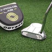 Odyssey Golf Stroke Lab R-Ball Mallet Putter-Choose Length: 33/34/35 & Grip NEW