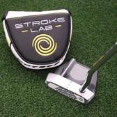 Odyssey Stroke Lab #7 Seven Mallet Putter - Choose Length & Grip - NEW
