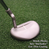 Rife Golf Maven One Mallet Putter - Silver Finish 35 Inch