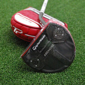 """TaylorMade Golf TP Collection Special Edition Ardmore Red Mallet Putter 34"""" NEW"""