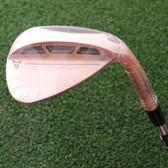 "TaylorMade Golf - Milled Grind Hi Toe 60º/12º Carbon Steel ""Lob"" Wedge NEW"