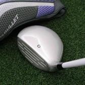 Bullet Golf Womens .444 High Launch Fairway Woods - 15 Wood 37º Ladies NEW
