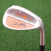Orange Whip Wedge Training Aid 56º by Stan Utley - Hit balls with it! - NEW