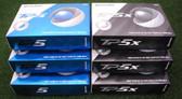 TaylorMade Golf TP5 & TP5x Dozen Golf Balls - Choose Model & Quantity - NEW