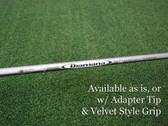 Mitsubishi Rayon Diamana D+60 x5ct Extra Stiff X Flex w/Adapter Tip & Grip - NEW